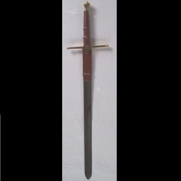 Braveheart single handed broadsword