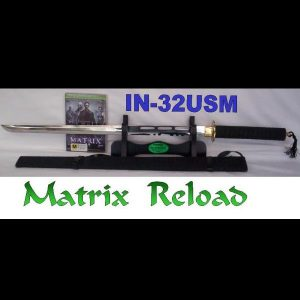 Matrix Reloaded Sword
