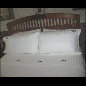 Royal Crest Sheets