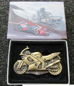 Motorcycle Pocket Knife