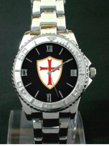 Knights Templar's Wrist Watch