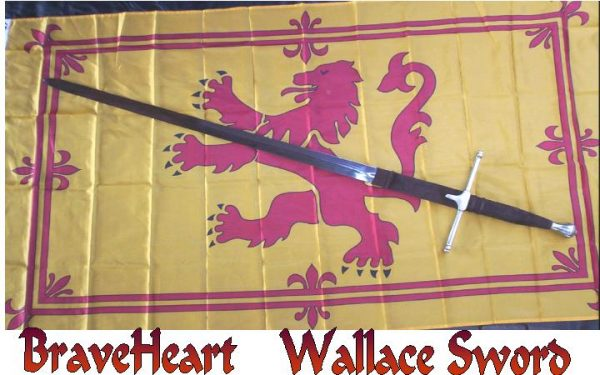 Braveheart  Broad Sword  William Wallace