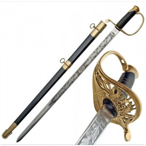 French Dressage Sword-1